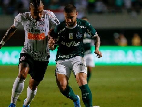 Qué canal transmite Corinthians vs. Palmeiras por el Campeonato Paulista