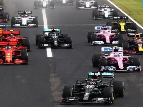 Es oficial: el Gran Premio de México 2020 se postergó para el año que viene