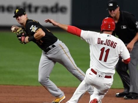 Pittsburgh Pirates vs. St. Louis Cardinals: cómo ver en vivo y en directo el partido por la MLB