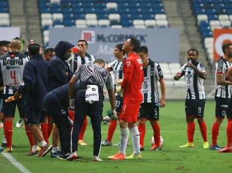 Mohamed cortó a dos extranjeros para el debut de Rayados