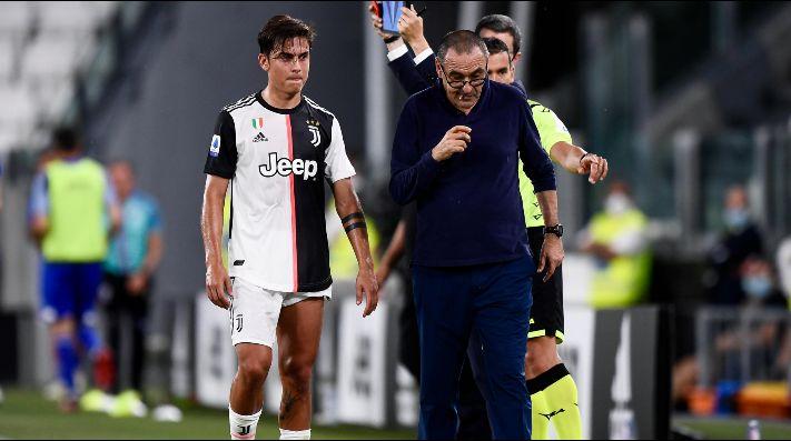 Oficial: Juventus publicó el parte médico de Paulo Dybala