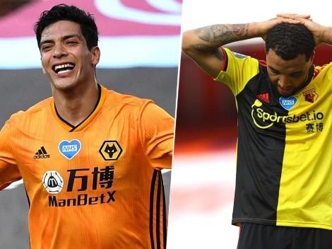 """Karma: el jugador que llamó """"perdedor"""" a Raúl Jiménez descendió de la Premier League"""