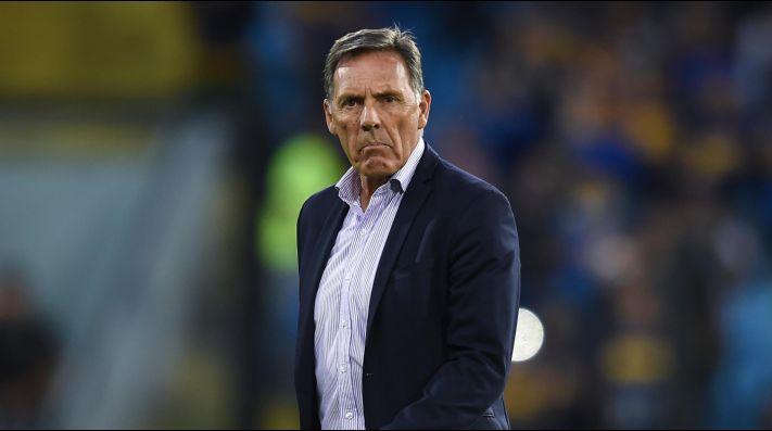 Ninguno de los dos delanteros parece ser prioridad para el técnico de Boca.