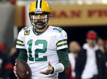 Aaron Rodgers, Green Bay Packers (NFL)