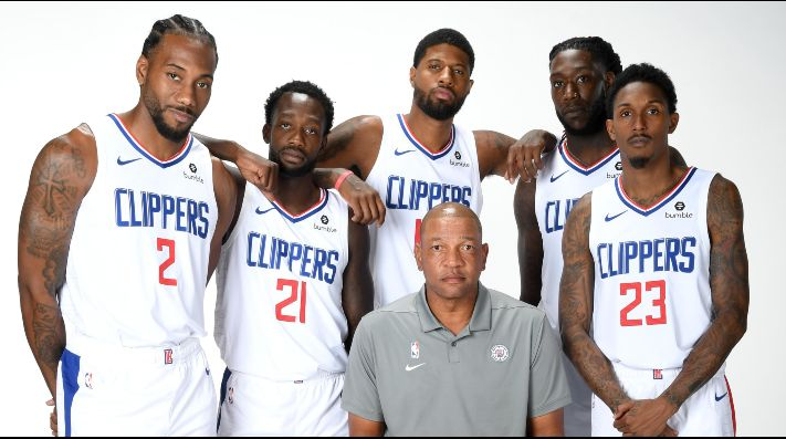 Los Angeles Clippers (Getty Images)