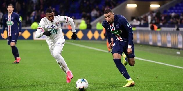 Qué canal transmite PSG vs. Lyon por la final de la Copa de la Liga de Francia | Bolavip