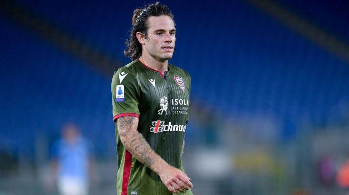 Nández juega en el Cagliari. (Getty)