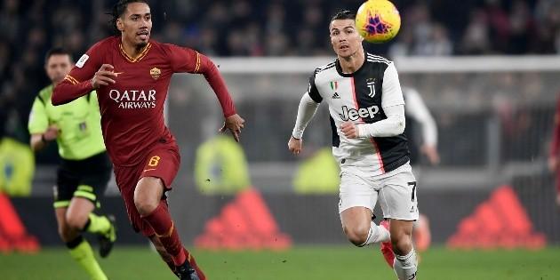 En VIVO: Juventus vs. Roma por la Serie A | Bolavip