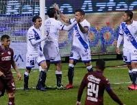 Puebla trolleó al Cruz Azul tras el empate de Orbelín Pineda