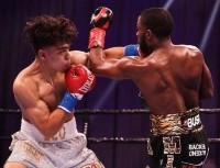 Hay un nuevo campeón mundial de boxeo de sangre mexicana