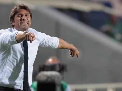 """Inter ganó y Conte estalló: """"La montaña de mierda ha caído sobre mí y sobre los jugadores"""""""