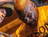 Mike Tyson ya avisó que su regreso será con nocaut