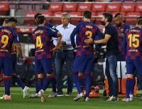 Barcelona ya tendría su formación encaminada para enfrentar al Napoli