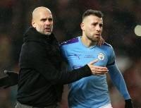 Las alternativas que Otamendi baraja en caso de salir del Manchester City