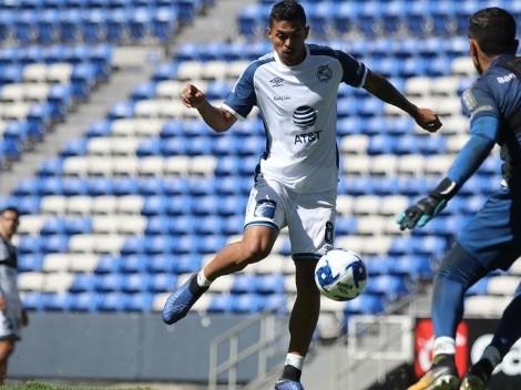 Emanuel Gularte, a un paso de convertirse en jugador de Independiente de Avellaneda