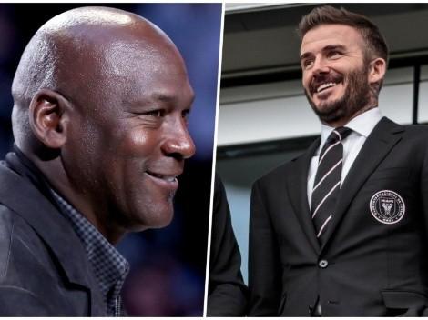 Beckham tendrá serie documental como Jordan con The Last Dance