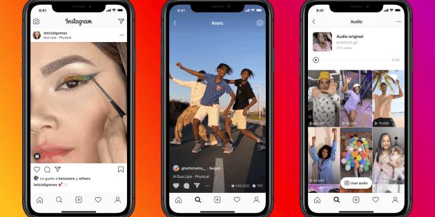 Cómo usar Reels en Instagram, la nueva función que desafía a TikTok | Bolavip