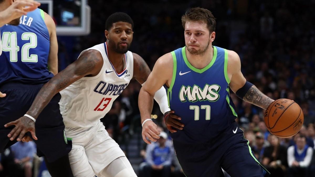 Qué canal transmite Los Angeles Clippers vs. Dallas Mavericks por ...