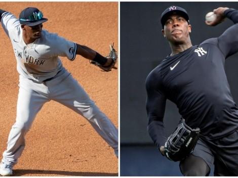 New York Yankees reduce lista de jugadores activos