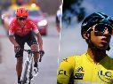 Nairo Quintana y Egan Bernal se enfrentarán en el Tour de l'Ain 2020.