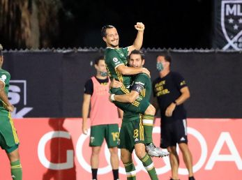 Portland Timbers, MLS is Back (Getty)