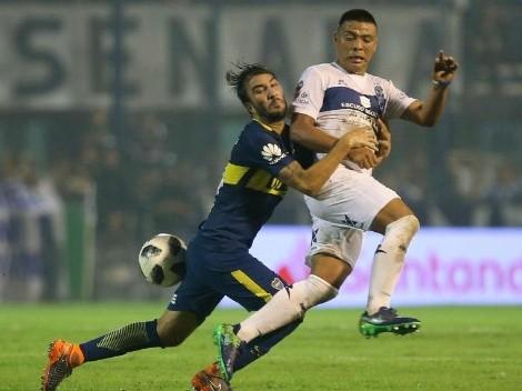 TNT Sports: Boca rechazó otra vez una oferta por Sebastián Pérez