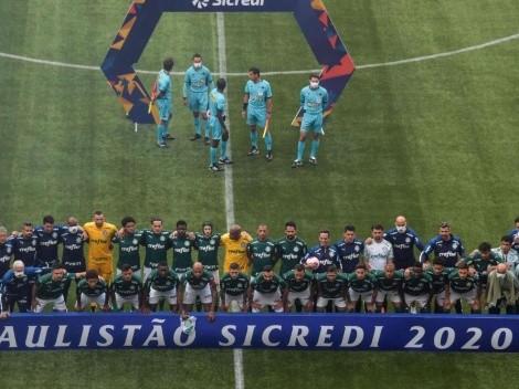 Palmeiras, campeón en Brasil tras una final para el infarto frente a Corinthians
