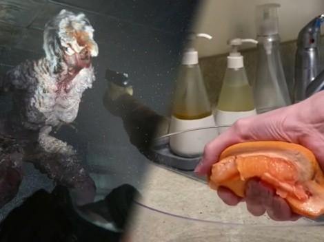 ¡Increíble! Los sonidos de los infectados de TLOU2 se hicieron exprimiendo frutas