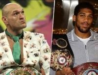 Hay malas noticias del CMB para Tyson Fury y Anthony Joshua