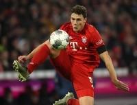 Pavard, baja en Bayern Munich para enfrentar a Barcelona