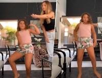 De aposta o casualidad: hija de James grabó un video y Shannon de Lima se metió