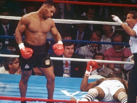 The top 10 quickest Mike Tyson knockouts