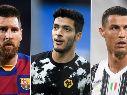 Barcelona y Cristiano Ronaldo podrían definir el futuro de Raúl Jiménez