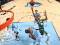 Milwaukee Bucks vs. Memphis Grizzlies por la NBA | Foto: Getty Images
