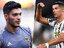 Raúl Jiménez y CR7, la dupla soñada del United
