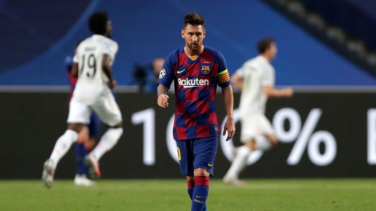 Bayern Munich trolleó a Ibai Llanos burlándose de Lionel Messi ...