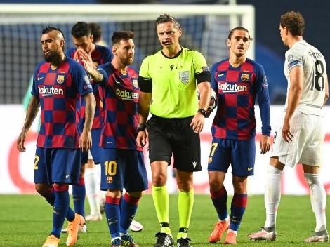 Los únicos tres jugadores que Barcelona considera intransferibles
