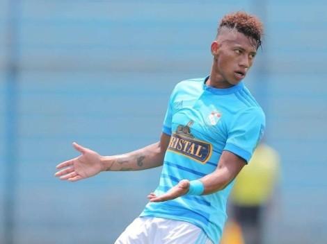 """DT de Cusco FC defiende a Ray Sandoval: """"Todos cometen errores alguna vez"""""""