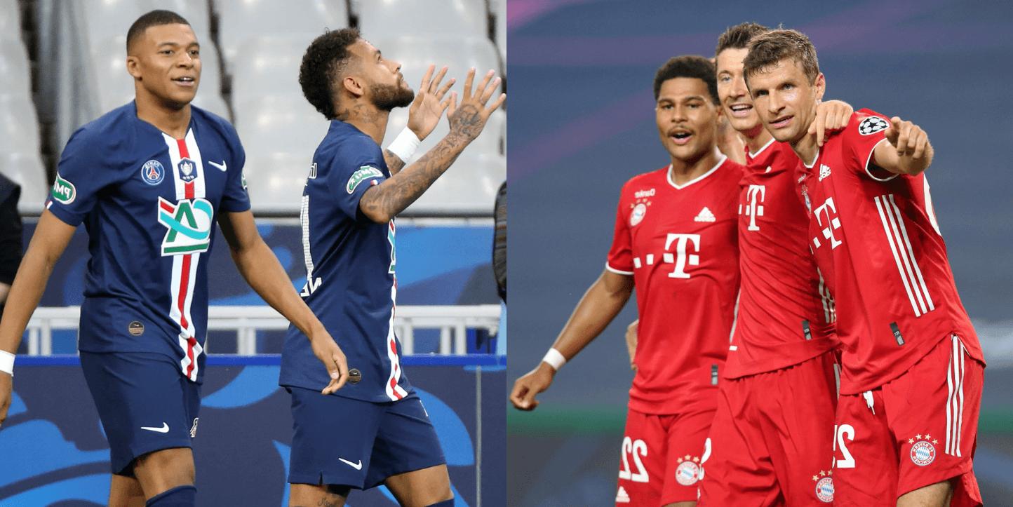 Final De La Champions League 2020 PSG Vs Bayern Munich