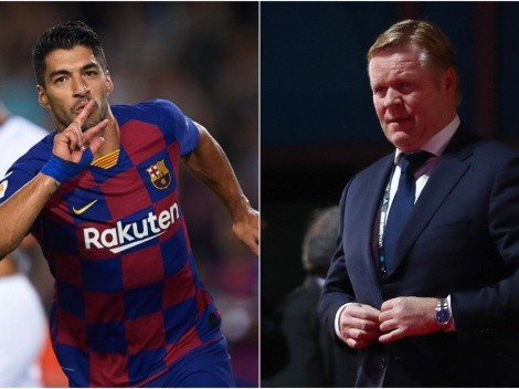 Koeman makes changes at Barcelona: Luis Suárez and other three stars that won't be needed for next season