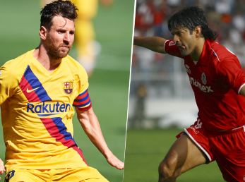 Martinoli comparó las salidas de Messi y Cardozo (Getty Images)