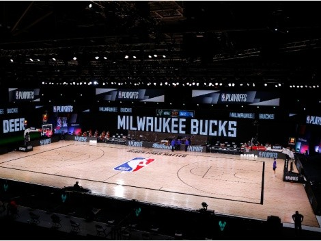 Milwaukee Bucks boycott NBA playoff game against the Orlando Magic over Jacob Blake shooting