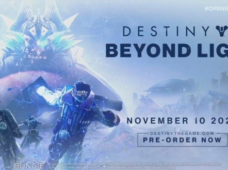 Se reveló un nuevo tráiler de Destiny 2: Beyond the Light en la Gamescon 2020