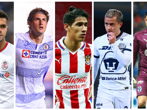 Jugadores de Liga MX con actos de indisciplina en la pandemia