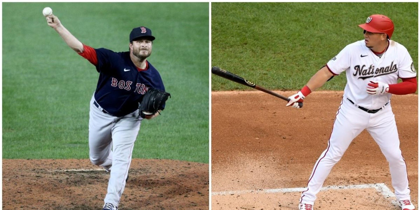 Cómo ver en vivo Boston Red Sox vs. Washington Nationals por MLB | Foto: Getty Images