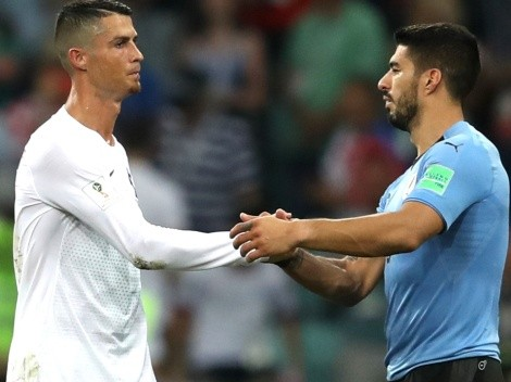 With Lionel Messi gone, Luis Suárez may head to Juventus and team up with Cristiano Ronaldo