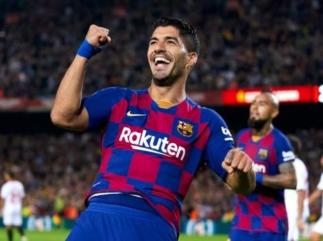 Luis Suárez lays out salary demands to Juventus