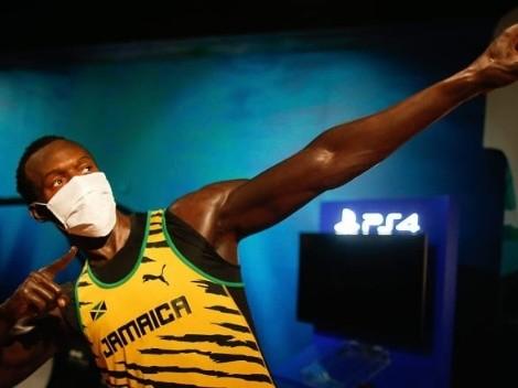 El positivo de Usain Bolt