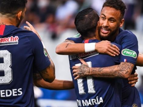 PSG: Neymar, Di María, Paredes test positive for Covid-19