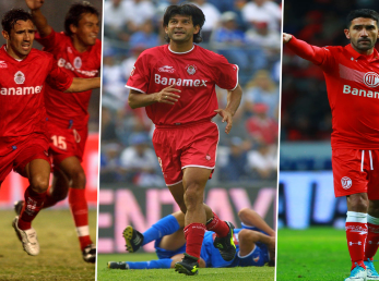 Toluca manda en las estadísticas de asistencias (Getty Images/JAM MEDIA)